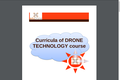 Curricula of DRONE TECHNOLOGY course