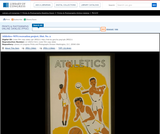 WPA Posters: Athletics--WPA Recreation Project, Dist. No. 3