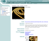 Animal Products: Pearl necklace