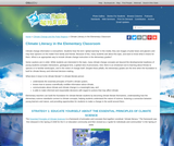 Climate Literacy in the Elementary Classroom