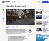 Migrations Grades 3 and 5