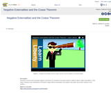 Negative Externalities and the Coase Theorem