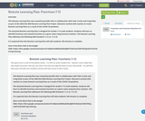 Remote Learning Plan: Functions 7-12