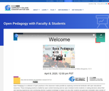 Open Pedagogy with Faculty & Students