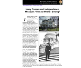 Harry Truman and Independence, Missouri: