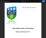 Peer Observation of Teaching