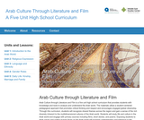 Arab Culture Through Literature and Film