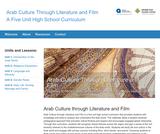 Arab Culture Through Literature and Film