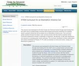 STEM Curriculum for an Electrathon America Car