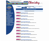 Chemistry Online Resource Essentials: Chapter 9 Bonding & Geometry