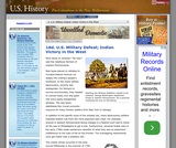 18d. U.S. Military Defeat; Indian Victory in the West
