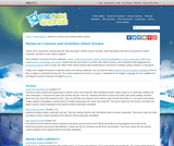 Hands-on Lessons and Activities About Oceans