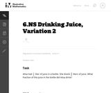 Drinking Juice, Variation 2
