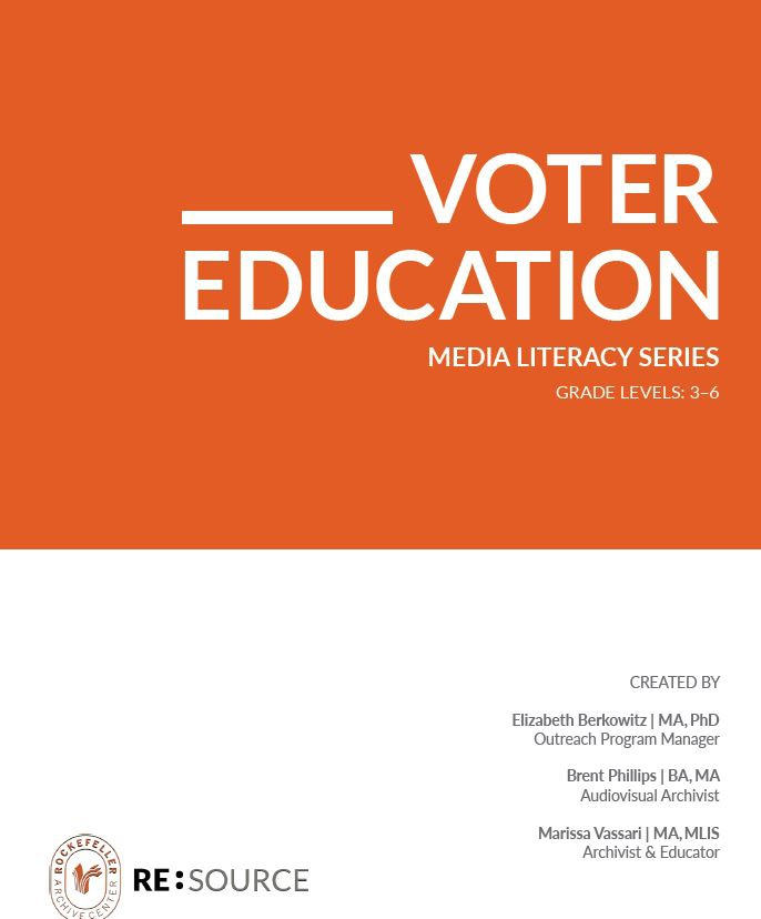 Media Literacy: Voter Education
