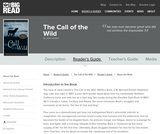 The Call of the Wild by Jack London - Reader's Guide