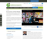 Economics of the Media