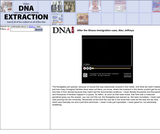 After the Ghana immigration case, Alec JeffreysSite: DNA Interactive (www.dnai.org)