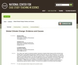 Global Climate Change: Evidence and Causes