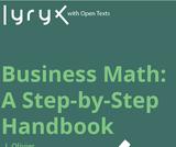 Business Math: A Step-by-Step Handbook