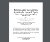 Entomological Extensions & Activities for Use with Youth