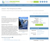 The Temperature Effect