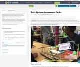 Body System Amusement Parks