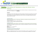 Calculating Air Resistance Using the Monte Carlo Method