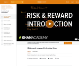Finance & Economics: Risk and Reward Introduction