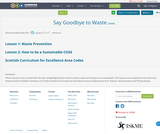 Say Goodbye to Waste