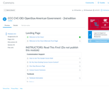 OpenStax American Government – 2nd edition