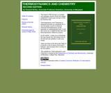 Thermodynamics and Chemistry