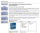 Basic Arabic Course
