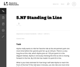 5.NF Standing in Line