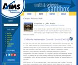 AIMS Education Foundation Math Blog