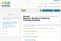 Annual Reports - Northern California Training Academy