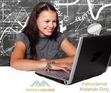 Mathematics Bridge to College Course