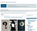 Open Educational Resources Infokit