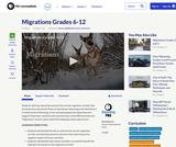 Migrations Grades 6-12