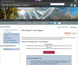 Gene Design 1 - Gene Regions