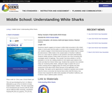 Middle School: Understanding White Sharks Unit