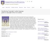 Introducing Copyright