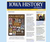 Iowa History Journal - Home Page