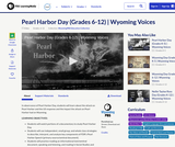 Pearl Harbor Day (Grades 6-12)
