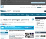 An Introduction to Biological Systematics