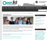 LGBT+ Healthcare 101 – Open.Ed