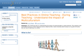 Best Practices in Online Teaching - During Teaching - Understand the Impact of Multiculturalism