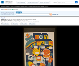 WPA Posters: Toy Sale