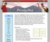 Algebra2go - preAlgebra - Finding Perimeter