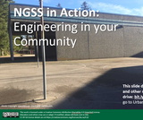 NGSS in Action: Engineering in your Community (Workshop 3 of 4)