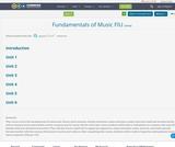 Fundamentals of Music FIU